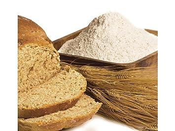 Amazon Com Organic Sprouted Whole Grain Wheat Flour 25lb