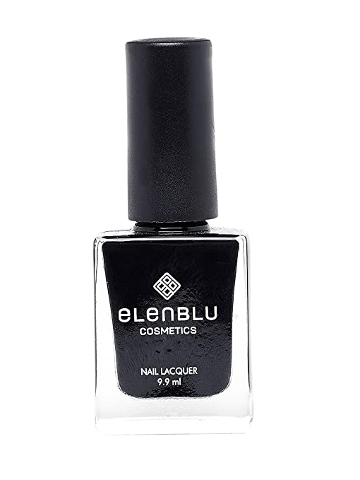 Buy Black Shadow Matte Nail Paint Online at Low Prices in India ...