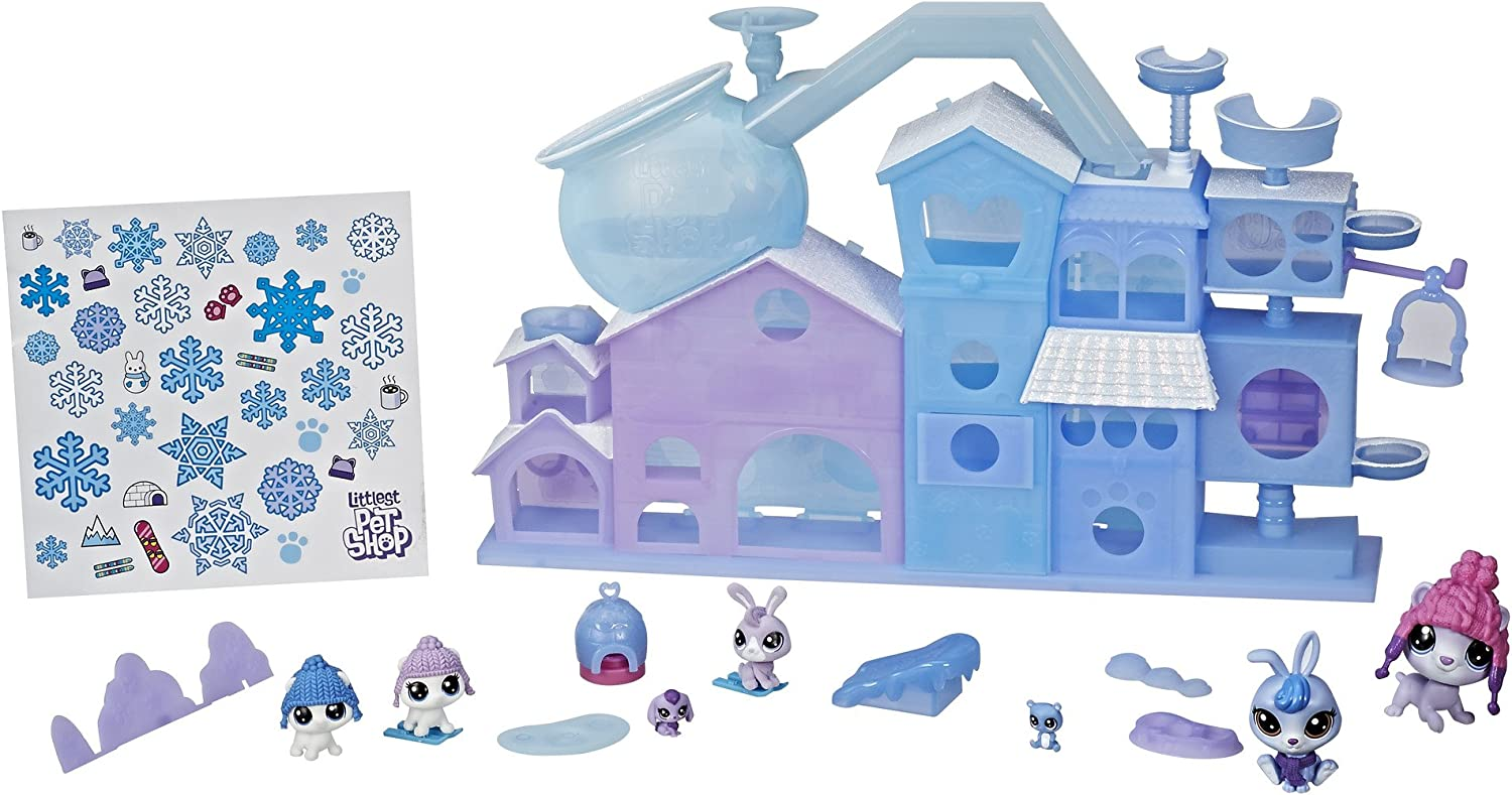 Littlest Pet Shop Chill Out Inn Doll (Amazon Exclusive)