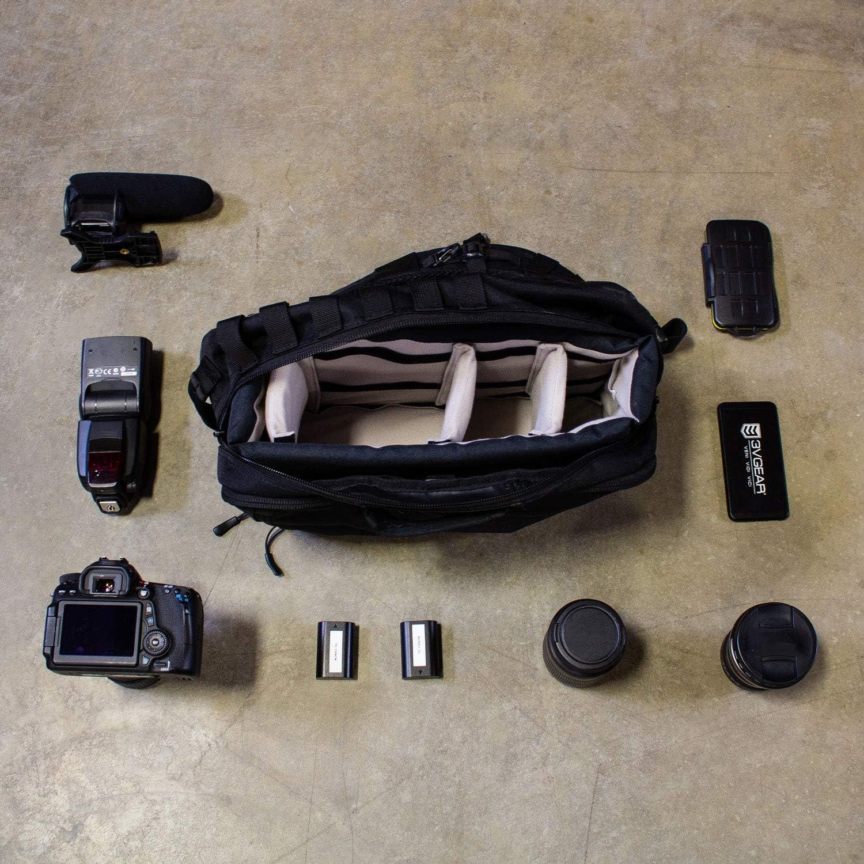 3V Gear Sentinel Padded Camera Bag Insert