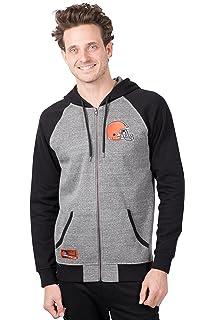 8487c2af Amazon.com : Ultra Game NFL Arizona Cardinals Men's Full Zip Hoodie ...