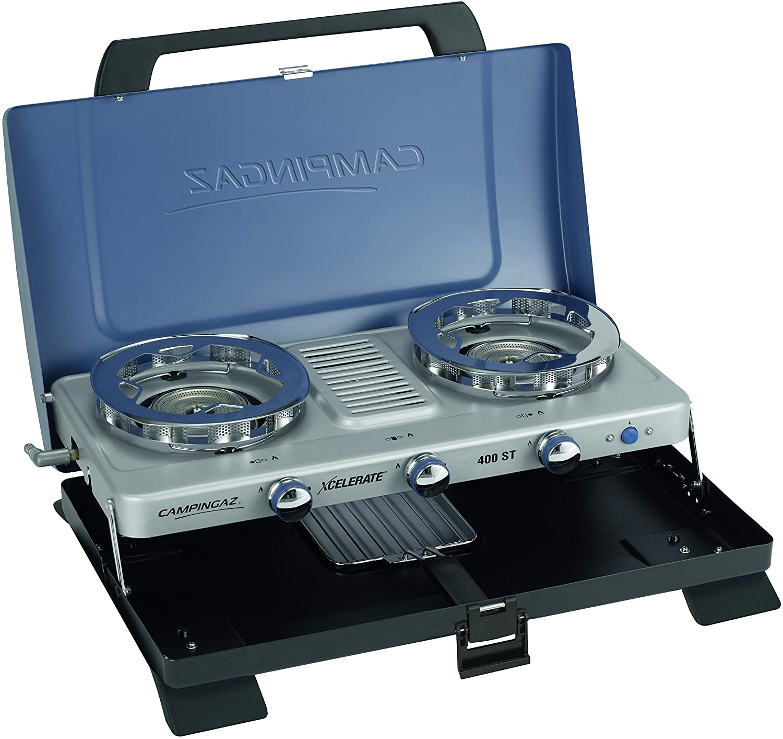 Campingaz, Cocina portátil de Dos quemadores de Gas