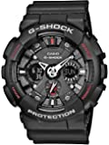 Casio G-Shock – Herren-Armbanduhr mit Analog/Digital-Display und Resin-Armband – GA-120-1AER