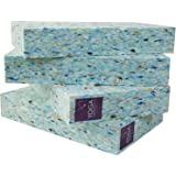 4 x Recycled Chip Foam FULL Yoga Blocks