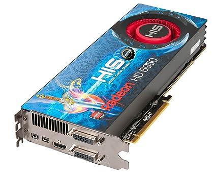 HIS Radeon HD6950 Turbo Tarjeta gráfica (PCI-e, 2 GB GDDR5 ...