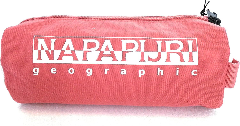 Napapijri Bags Estuches, 22 cm, (Multicolour): Amazon.es: Equipaje