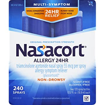 Nasacort Allergy 24 Hour Nasal Spray