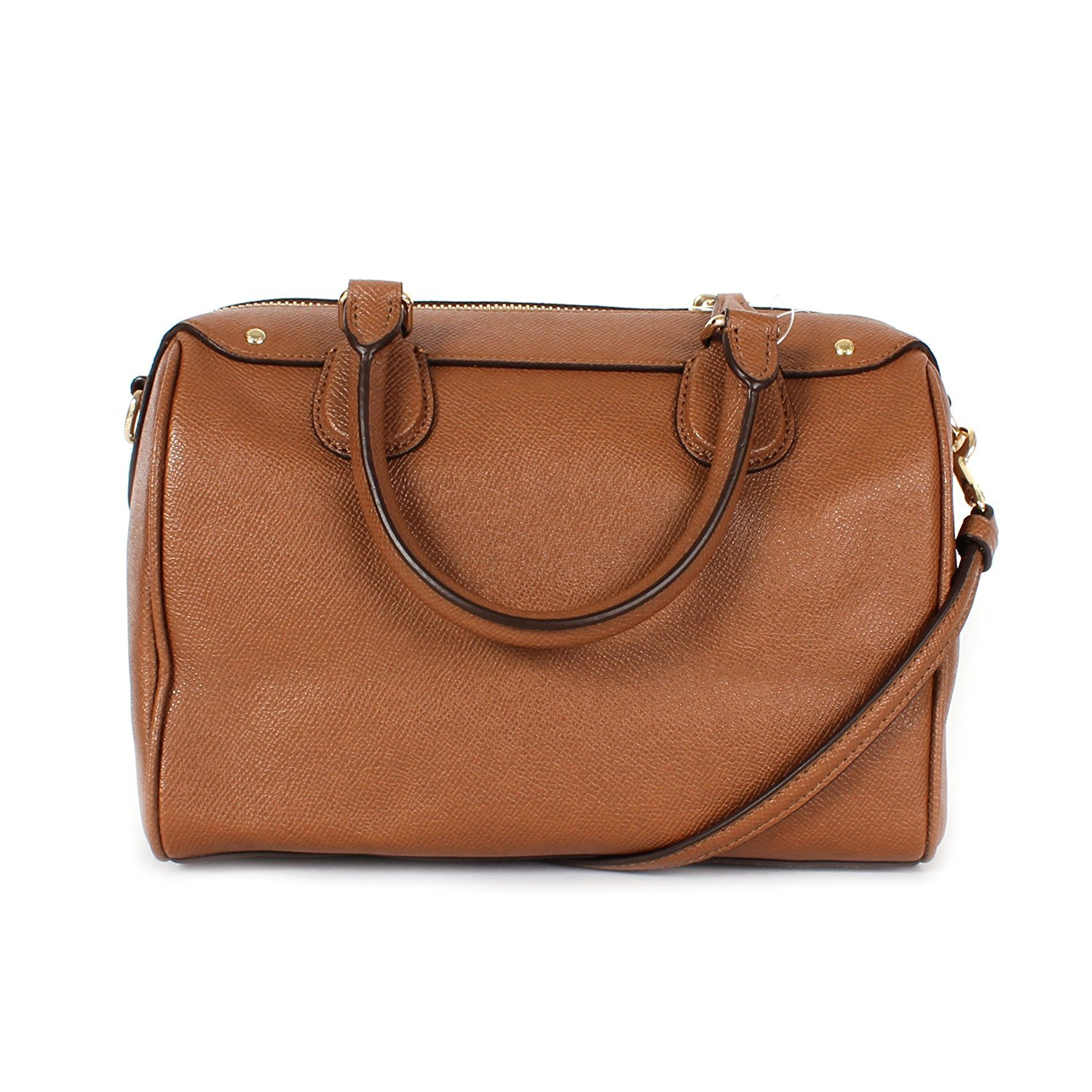 4f7b4717f1d8 MINI BENNETT SATCHEL IN CROSSGRAIN LEATHER  Handbags  Amazon.com