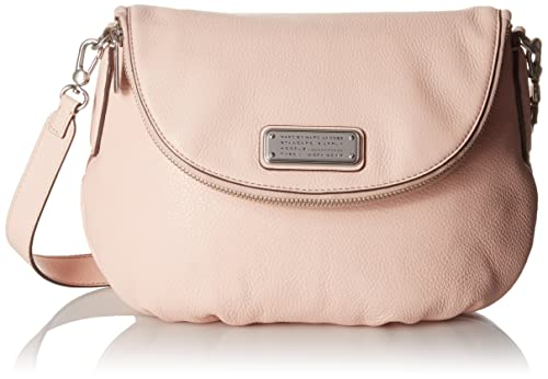 8327b4fc3eb Marc by Marc Jacobs New Q Natasha Cross Body Bag, Pearl Blush, One Size