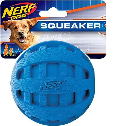 Nerf - Pelota de chirriador para Perro: Amazon.es: Productos para ...