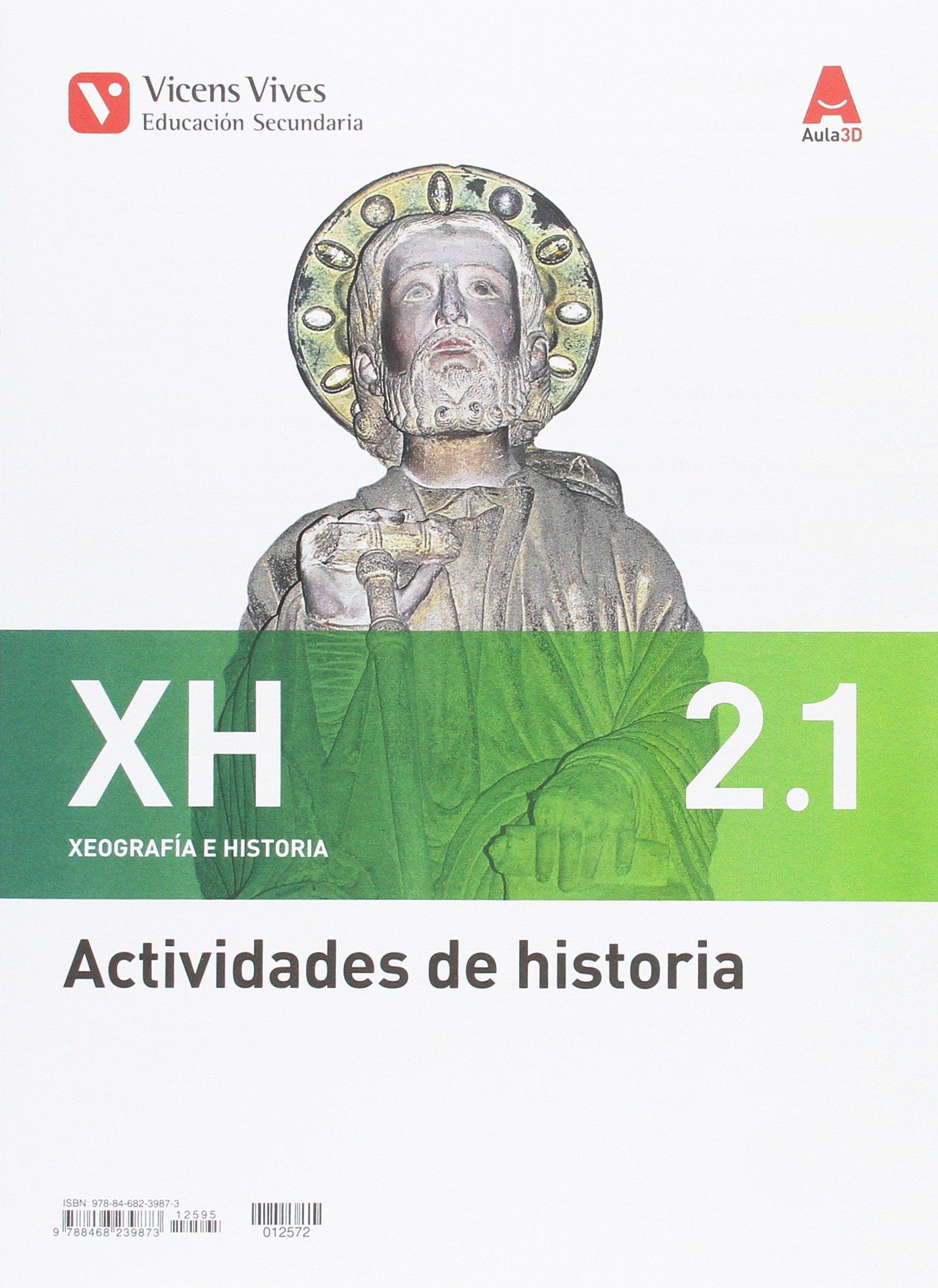 XH 2 ACTIVIDADES HISTORIA/GEOGRAFIA : 000002 - 9788468239873 ...