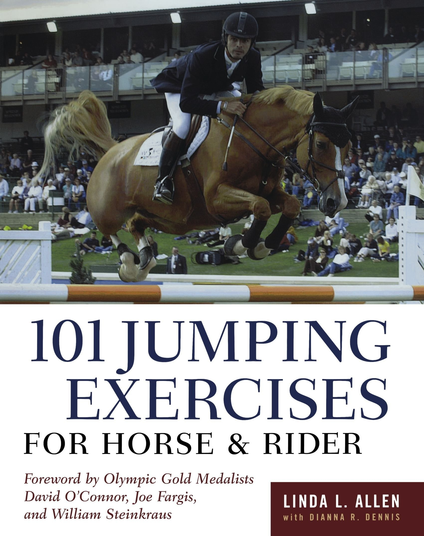 101 Jumping Exercises: For Horse and Rider by Linda L. Allen (24-Nov-2006)  Paperback: Linda L. Allen: Amazon.com: Books