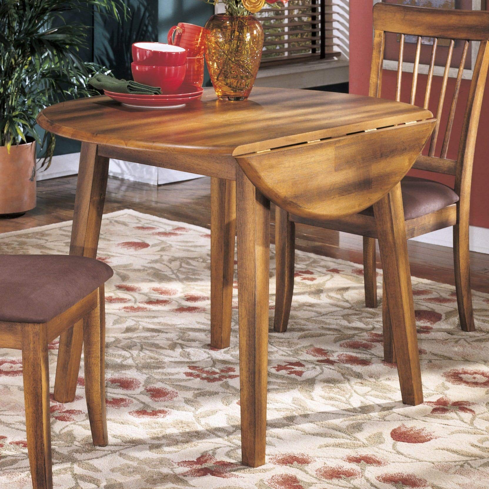 Signature Design by Ashley D199-15 Berringer Table, Brown by Signature Design by Ashley