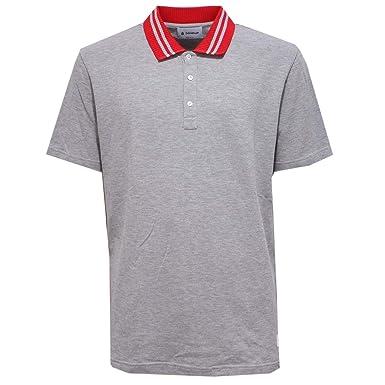 DONDUP 8920X Polo uomo Grey Polo t-Shirt Cotton Man [XXL]: Amazon ...