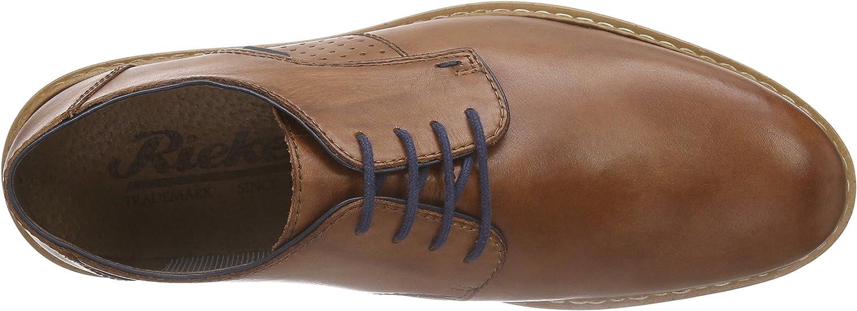 Rieker Herren 14525 Lace up Men Derby: : Schuhe mtGt8