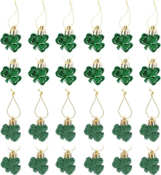 Lucky Shamrock Green Table for Christmas Decoration 300pcs Party Confetti