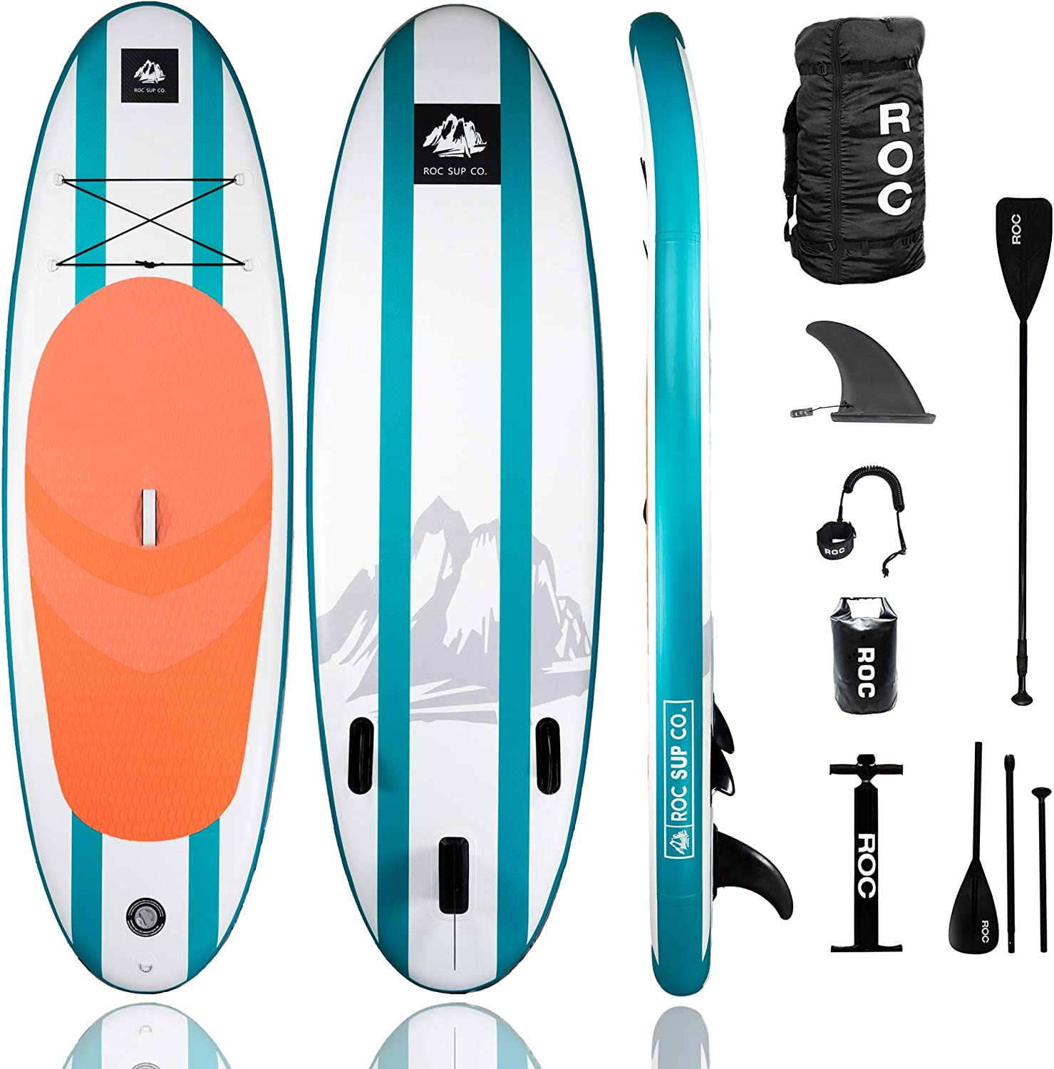 roc best inflatable stand up paddleboard in 2020