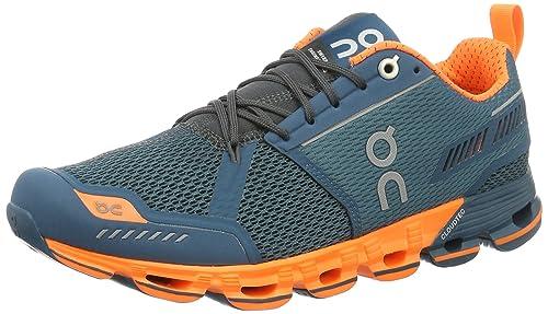 On Running Cloudflyer Storm/Flash M 7, Zapatillas Hombre, Azul, 40 EU: Amazon.es: Zapatos y complementos