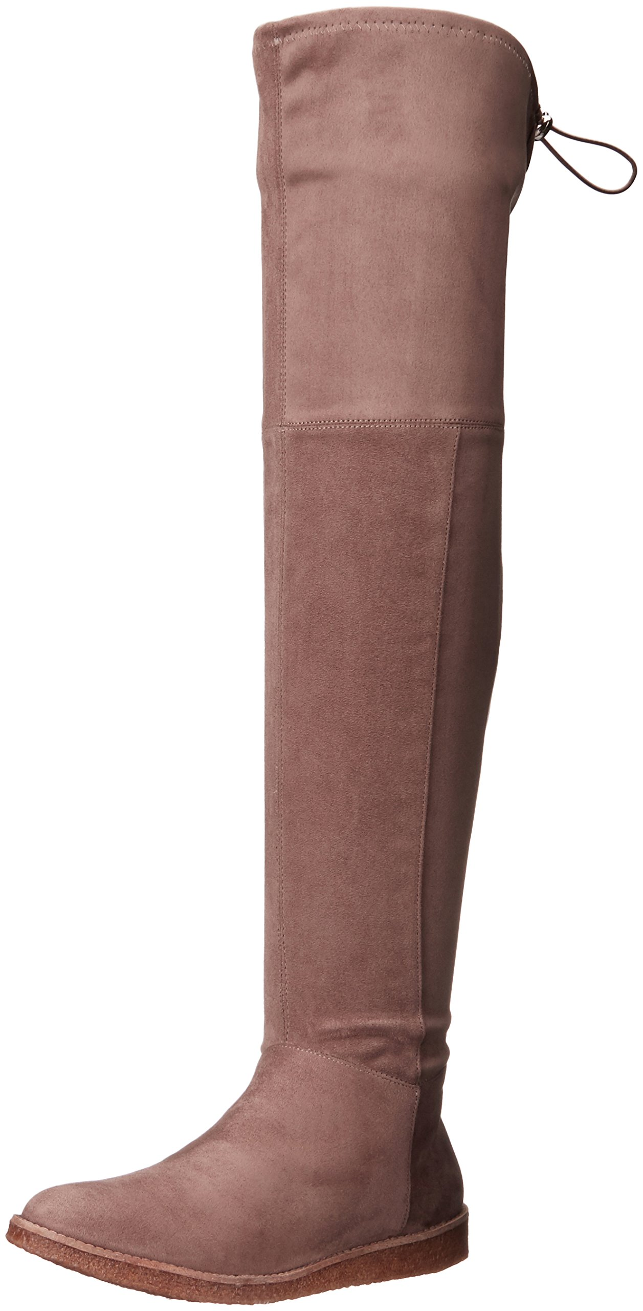 BCBGeneration Women's Brennan Slouch Boot, Taupe, 7 M US