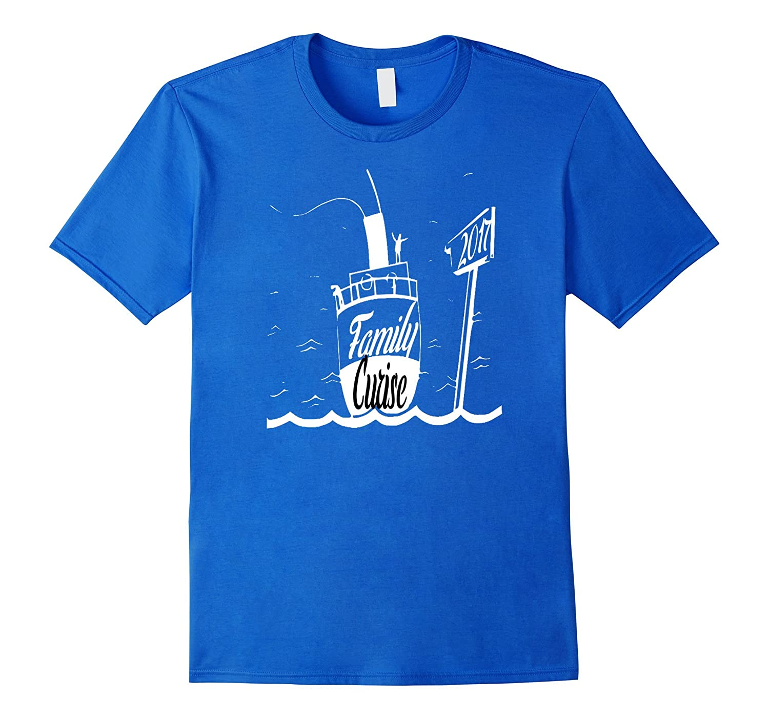 2017 Family Cruise Shirts Group Vacation Summer Shirt-CD