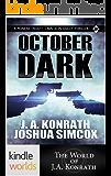 Jack Daniels and Associates: October Dark (Kindle Worlds Novella)