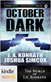 Jack Daniels and Associates: October Dark (Kindle Worlds Novella)