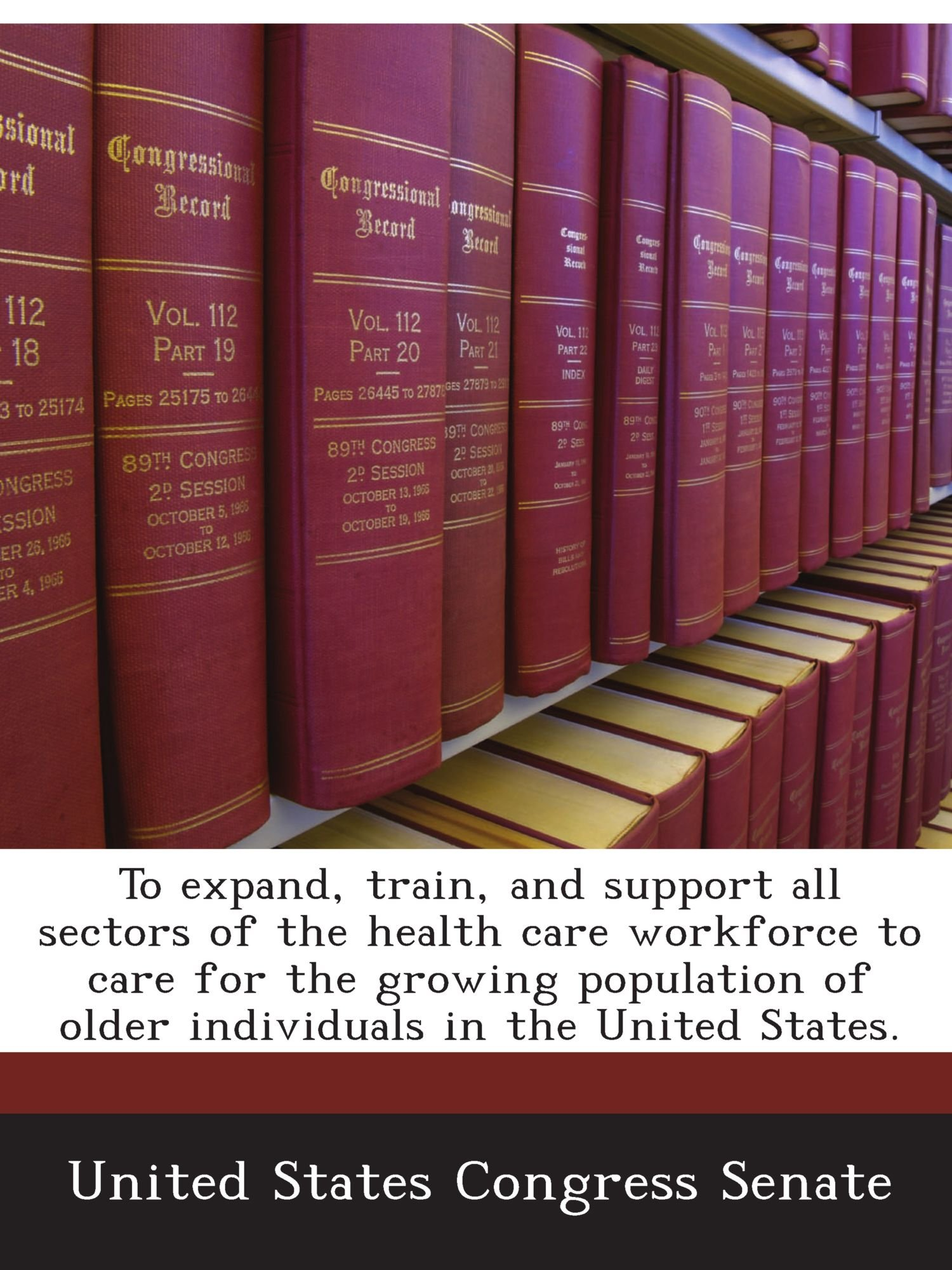 Download To expand, train, and support all sectors of the health care workforce to care for the growing population of older individuals in the United States. pdf epub