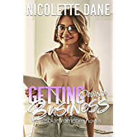 Getting Down To Business: A Lesbian RomCom Novel (English Edition)