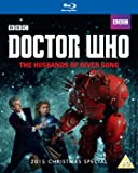 The Doctor Who 2015 Christmas Special – The Husbands of River Song [Blu-ray]