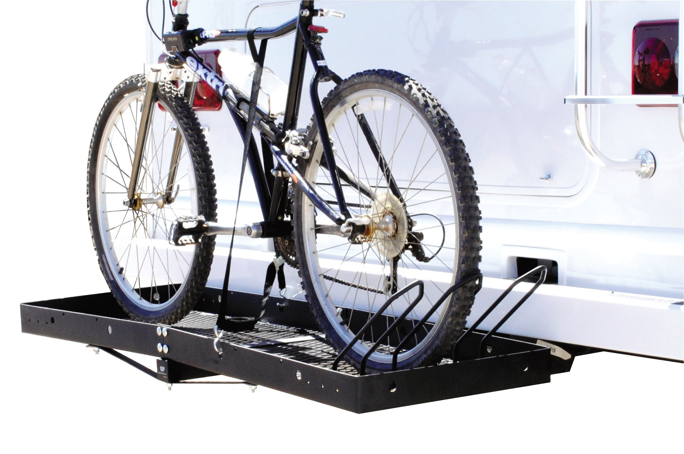 Ultra-Fab Products 48-979030 - Bike Rack Accessory - 3 loops - Optional Cargo Carrier Accessory