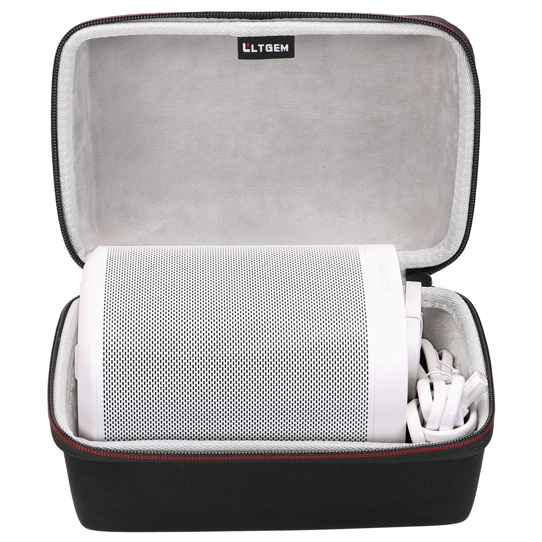 LTGEM for All-new Sonos One Smart Wireless Speaker Case Travel Carrying Storage Bag by LTGEM