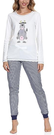 Italian Fashion IF Pijamas para Mujer Malina New 0223: Amazon.es: Ropa y accesorios