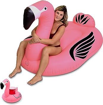 Amazon.com: GoFloats flotadores gigantes inflables para ...