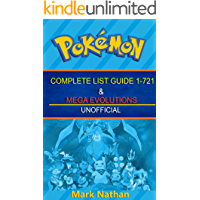 Pokedex Guide: 0-721 pokedex guide