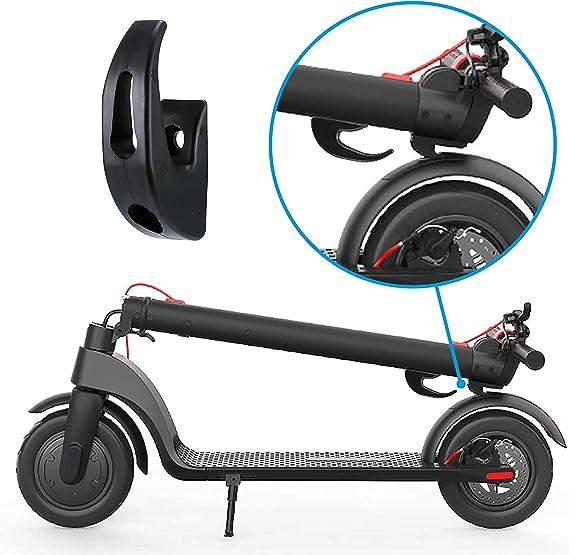 Yungeln Gancio Anteriore per Scooter Gancio per Trasporto in plastica Gancio per Borsa di stoccaggio Compatibile per Max G30
