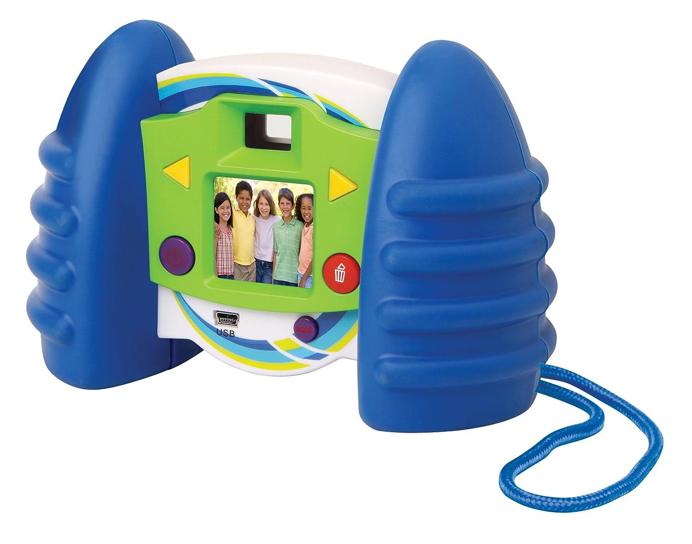 Amazon.com: Discovery Kids Digital Camera, Blue: Toys & Games