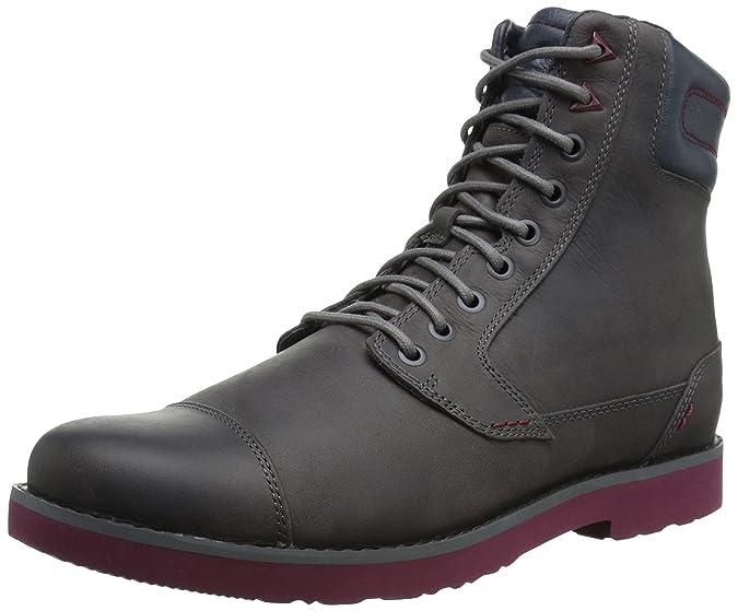 Teva Mens Mason Leather Casual Boot
