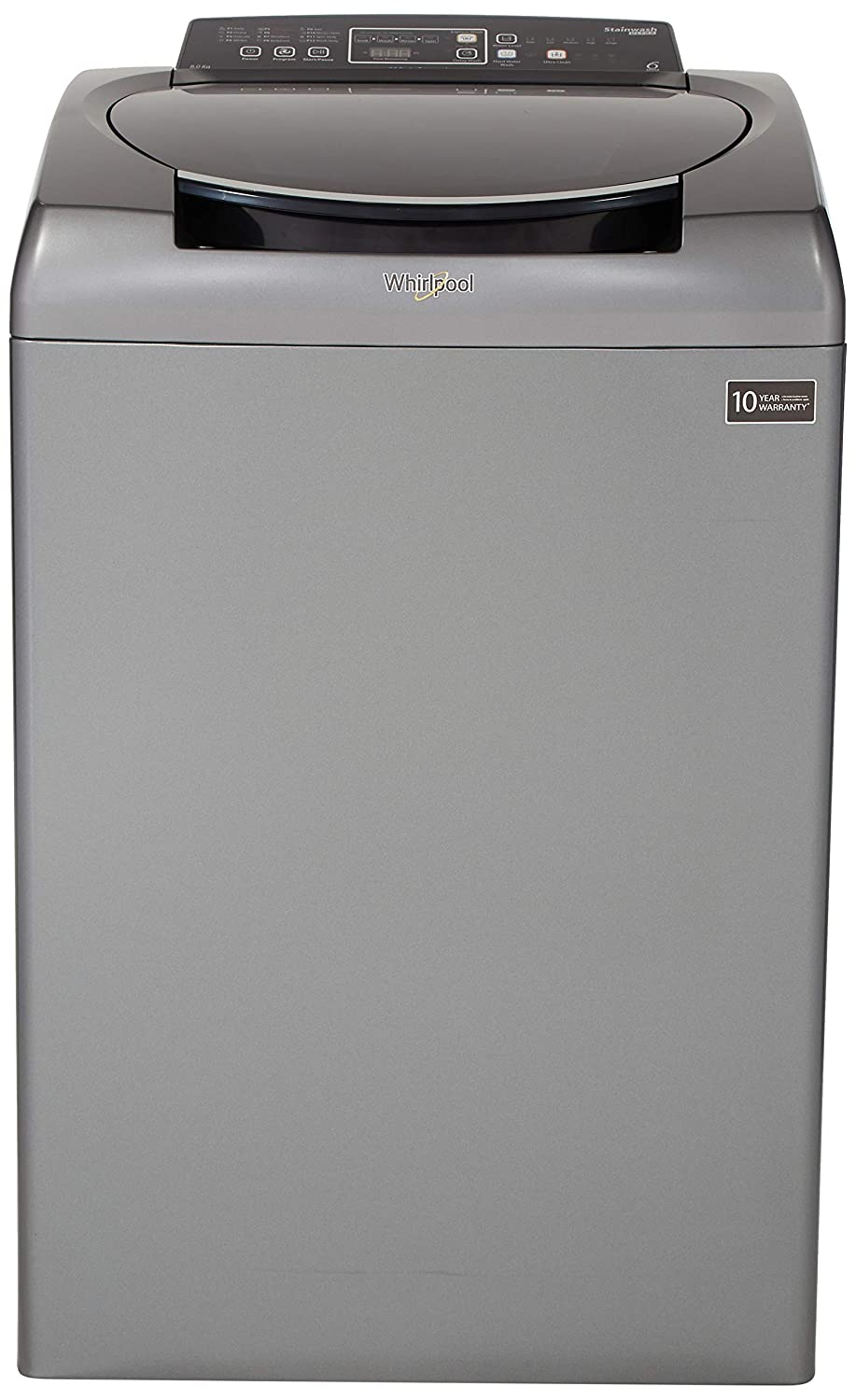 Whirlpool 8kg Automatic Top-Load