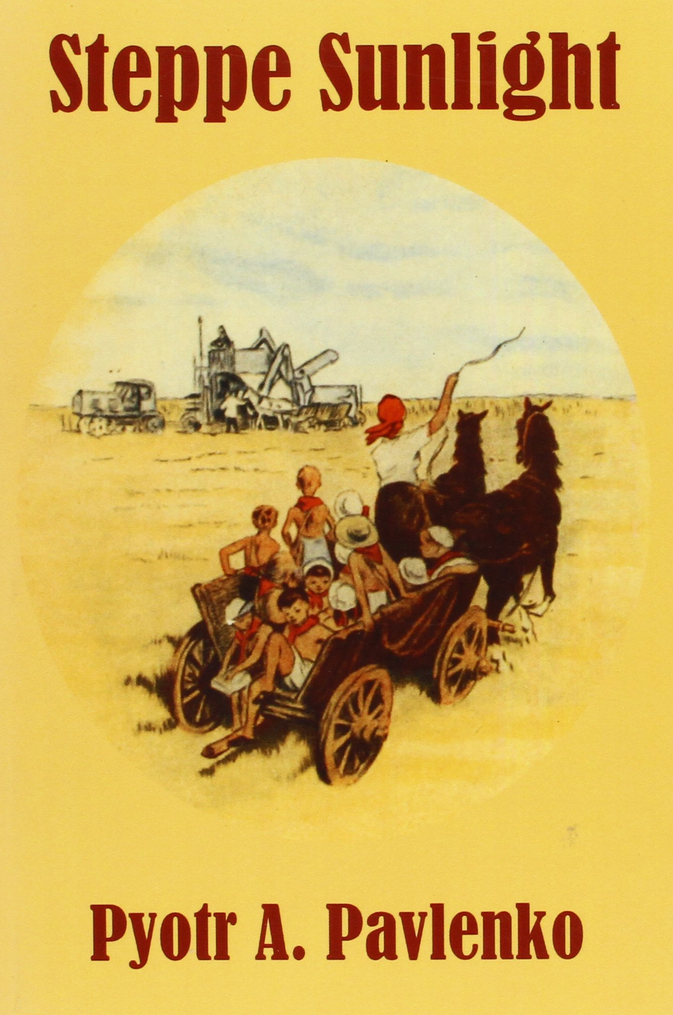Download Steppe Sunlight ebook
