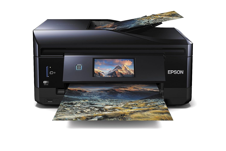 Epson Expression Premium XP Impresora multifunción inyección de tinta WiFi Direct y