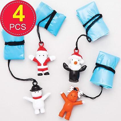kids parachute man novelty fun toy boys gift present Christmas stocking filler