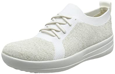 ac3d75c63 Image Unavailable. Image not available for. Color  FitFlop Women s F-Sporty  Uberknit Sneakers ...
