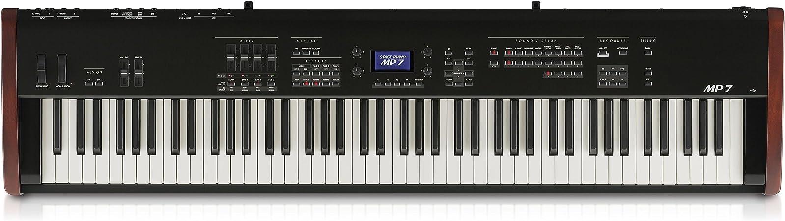 MP-7 Piano de escenario