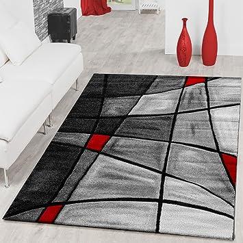 Amazon.de: T&T Design Teppiche Wohnzimmer Teppich Porto ...