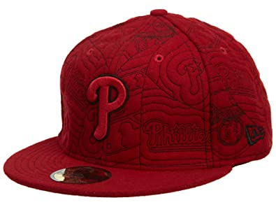 b59450ef New Era Men's Pittsburgh Pirates Fitted Hat Style Hat606 7 M US Red ...