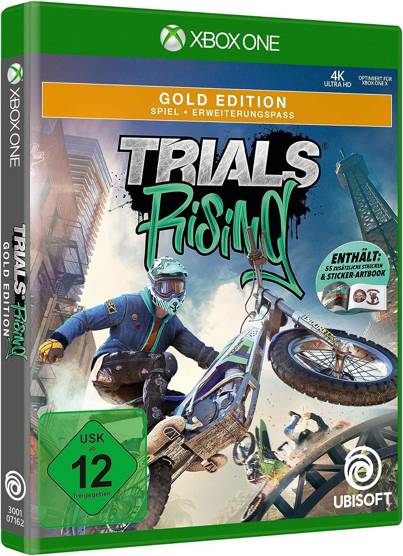 Trials Rising - Gold Edition - Xbox One [Importación alemana ...