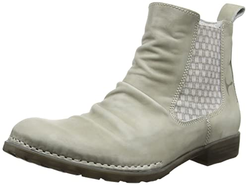 GoldmudKolpino Men - Botines Chelsea Hombre, Color Beige, Talla 44: Amazon.es: Zapatos y complementos