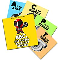 Image for ABC's For Future Race Car Drivers Alphabet Book (Baby Book, Children's Book, Toddler Book, Kids Book)