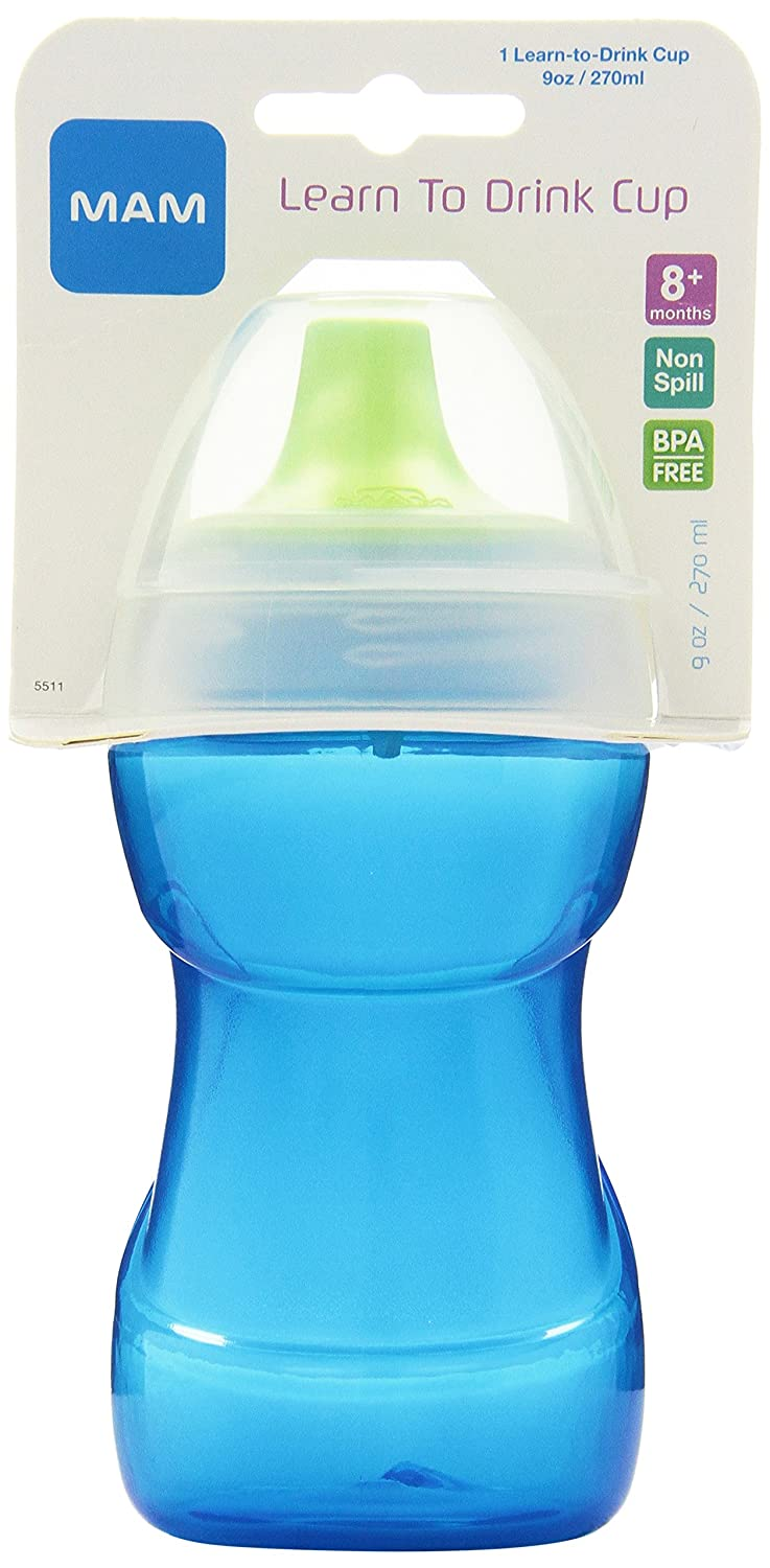 Colour May Very Mam Baby 270ml Learn to Drink Cup