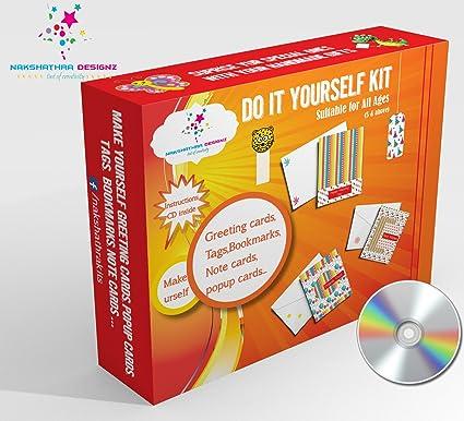 Nakshathra designz greeting cardbookmarkstags making kit do it nakshathra designz greeting cardbookmarkstags making kit do it yourself kit solutioingenieria Images